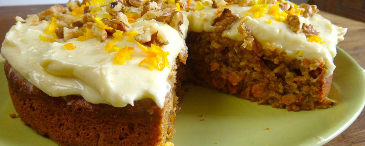 British Carrot Cake