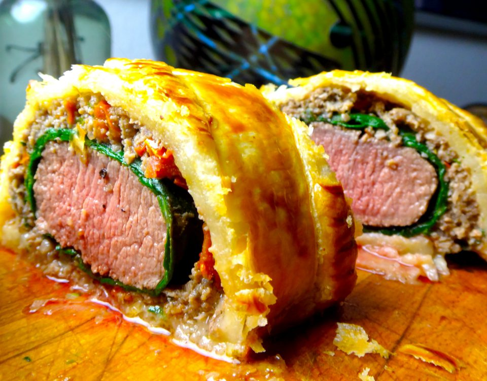 Lamm Wellington mal anders